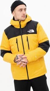 Żółta kurtka The North Face