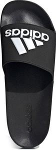 Czarne buty letnie męskie Adidas w sportowym stylu
