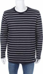 Granatowy sweter ZARA