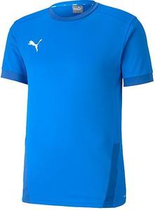 T-shirt Puma z dżerseju w sportowym stylu z krótkim rękawem