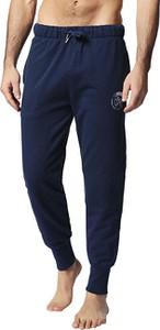 Niebieskie spodnie sportowe Diesel