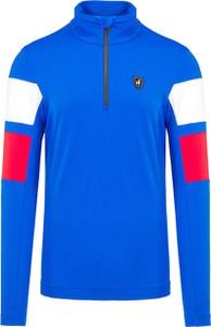 Niebieska bluza Toni Sailer w młodzieżowym stylu