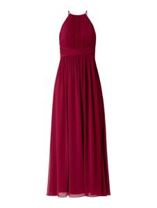 Czerwona sukienka Paradi bez rękawów