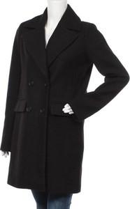 Czarny płaszcz Fashion Union w stylu casual