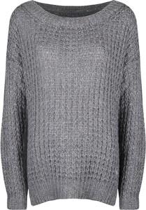 Sweter Trussardi Jeans Sweter z dzianiny w stylu casual