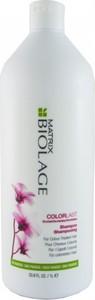 MATRIX BIOLAGE COLORLAST szampon do włosów koloryzowanych 1000ml