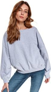Bluza Top Secret z tkaniny
