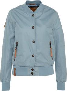 Błękitna kurtka naketano