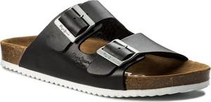 Klapki pepe jeans - bio basic pms90045 sailor 580