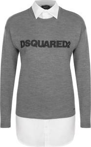 Sweter Dsquared2 z wełny