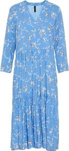 Sukienka Y.A.S z długim rękawem
