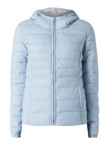 Niebieska kurtka Only w stylu casual