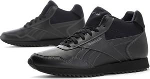Buty sportowe Reebok sznurowane ze skóry