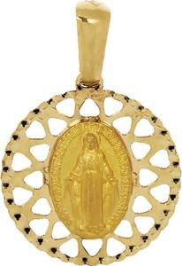 9e9bf226e69caa producent niezdefiniowany Cudowny medalik Matka Boska Niepokalana złoty 585