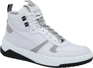 Hugo Boss Hugo Skórzane sneakersy Madison_Hito_nasd