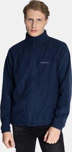 Bluza Columbia z polaru w stylu klasycznym