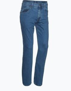 Niebieskie jeansy Mc Earl z bawełny
