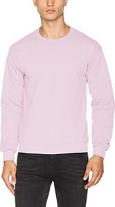 Różowa bluza gildan