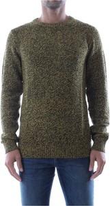 Zielony sweter Jack & Jones w stylu casual
