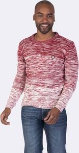 Sweter Giorgio Di Mare ze skóry ekologicznej