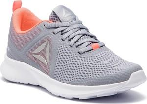 Buty sportowe Reebok w sportowym stylu sznurowane w geometryczne wzory