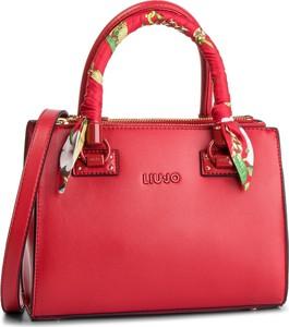 9aee77985b6e7 Czerwona torebka Liu-Jo w stylu casual