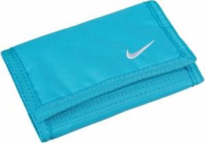 Turkusowy portfel męski Nike