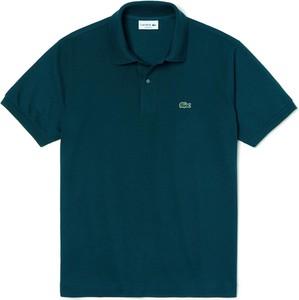 Zielona koszulka polo Lacoste