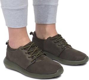 Buty sportowe Butymodne z płaską podeszwą
