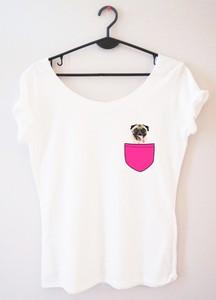 T-shirt Time For Fashion z krótkim rękawem z bawełny