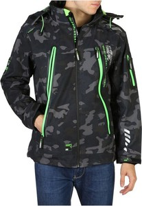 Kurtka Geographical Norway z plaru