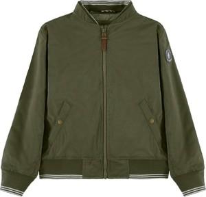 Zielona kurtka dziecięca Tom Tailor dla chłopców