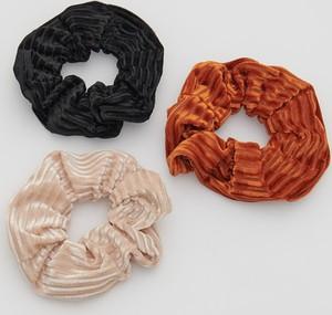 Reserved - Zestaw gumek do włosów - Pomarańczowy