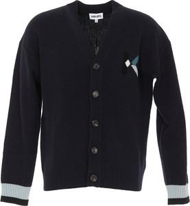 Sweter Kenzo w stylu casual z wełny
