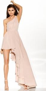 Sukienka LAVIKA asymetryczna