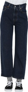 Jeansy Levis z jeansu w stylu casual