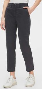 Czarne spodnie Gap w stylu klasycznym
