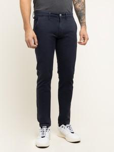 Granatowe spodnie Pepe Jeans