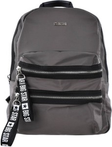 Czarny plecak Big Star