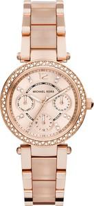 94a25774451bb Zegarek MICHAEL KORS - Mini Parker MK6110 Rose Gold Pink Rose Gold