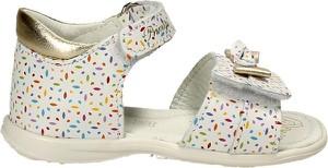 Buty dziecięce letnie Primigi dla dziewczynek ze skóry