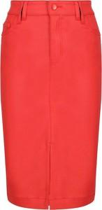 Spódnica Emporio Armani w stylu casual midi