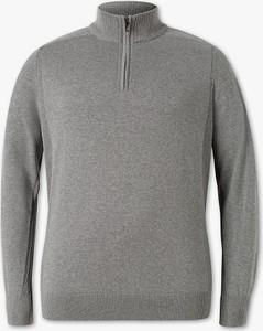 Sweter CANDA z bawełny w stylu casual