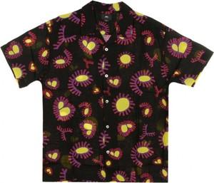 Koszula Obey z nadrukiem w młodzieżowym stylu