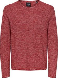 Sweter Only & Sons z bawełny