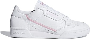 Buty sportowe Adidas sznurowane z płaską podeszwą