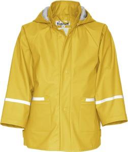 Żółty płaszcz dziecięcy Playshoes