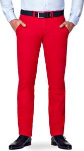 Czerwone spodnie LANCERTO