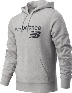 Bluza New Balance w młodzieżowym stylu z bawełny