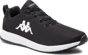 Buty sportowe Kappa sznurowane ze skóry ekologicznej